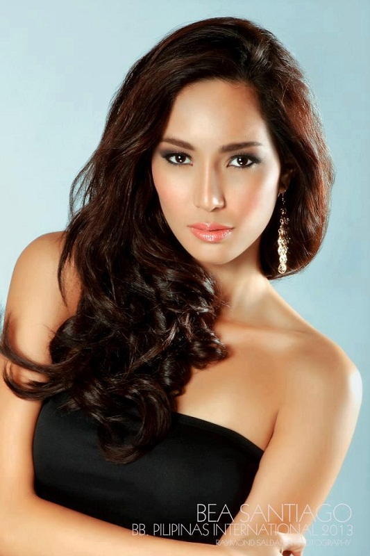 Bea Rose Santiago (Philippines) Miss International 2013 winner photo