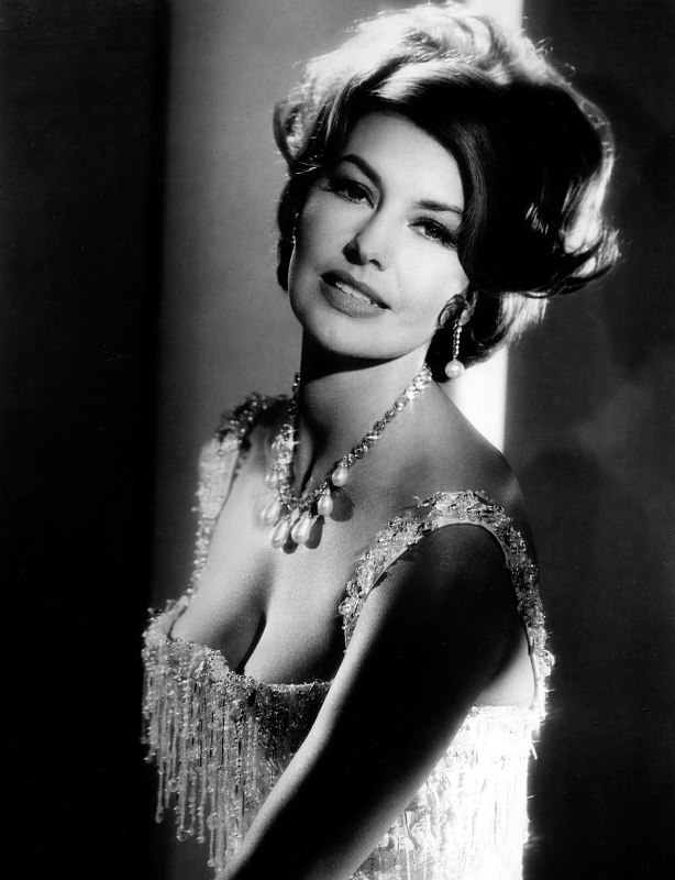Cyd Charisse hot photo
