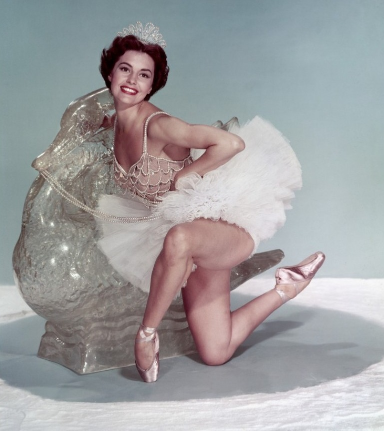 Cyd Charisse in The Band Wagon (1953 movie)