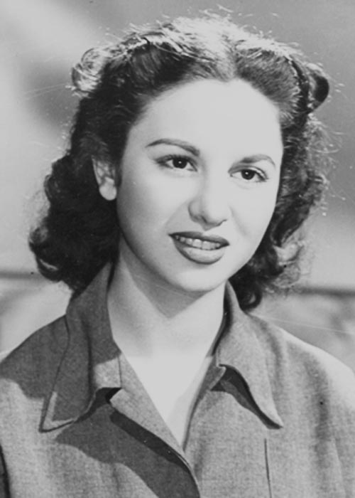 Faten Hamama / فاتن حمامة Egyptian producer and actress