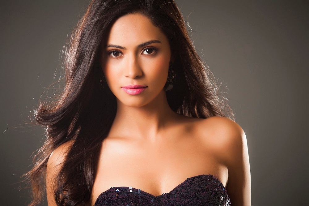 Gurleen Grewal Miss Diva 2013 1st runner-up photo
