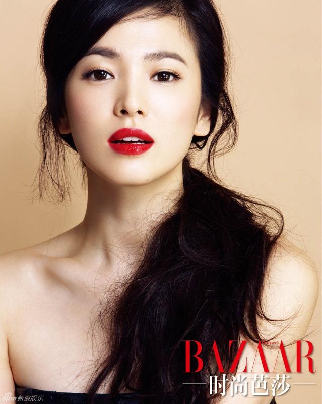 Song Hye Kyo - The Most Beautiful Korean Girl (28 photos)