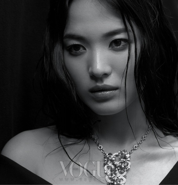 Song Hye Kyo for Vogue magazine