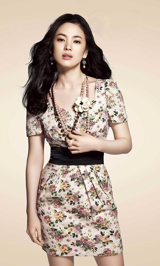 Song Hye Kyo / 송혜교 the most beautiful Korean girl image