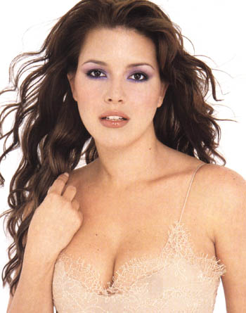 Alicia Machado Miss Venezuela 1995 and Miss Universe 1996