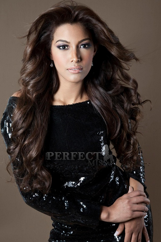 Elizabeth Mosquera Miss International 2010