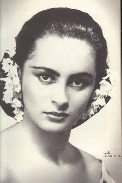 Susana Duijm Miss World 1955