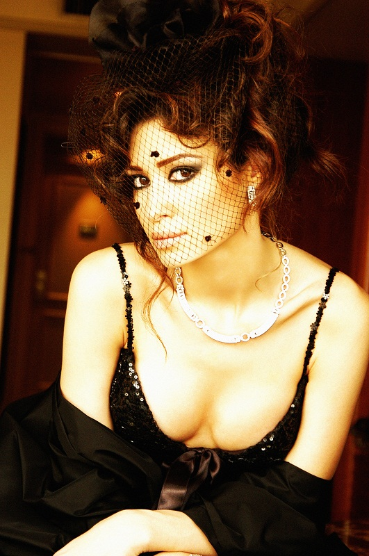 most beautiful Egyptian model Arwa Gouda / أروى جودة picture