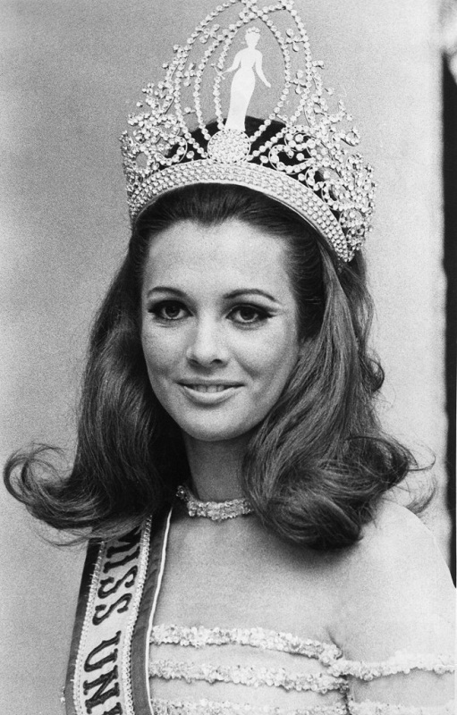 Martha Vasconcellos Miss Universe 1968 picture