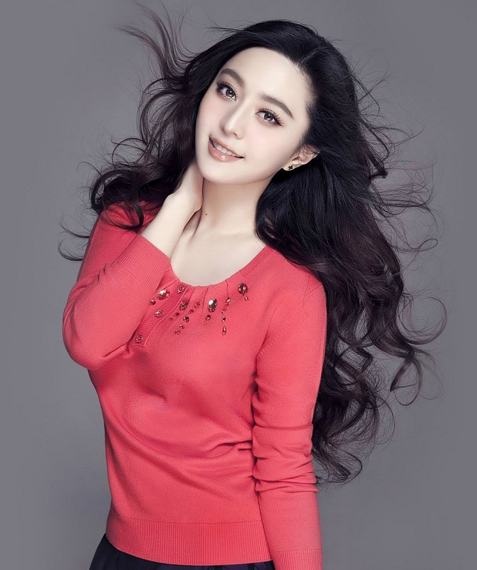 Fan Bingbing / 范冰冰  pretty Chinese girl picture