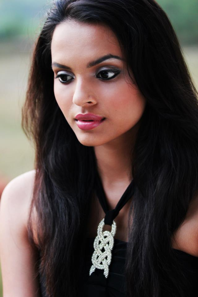 Gail Nicole Da Silva Miss India Supranational 2014. Photo