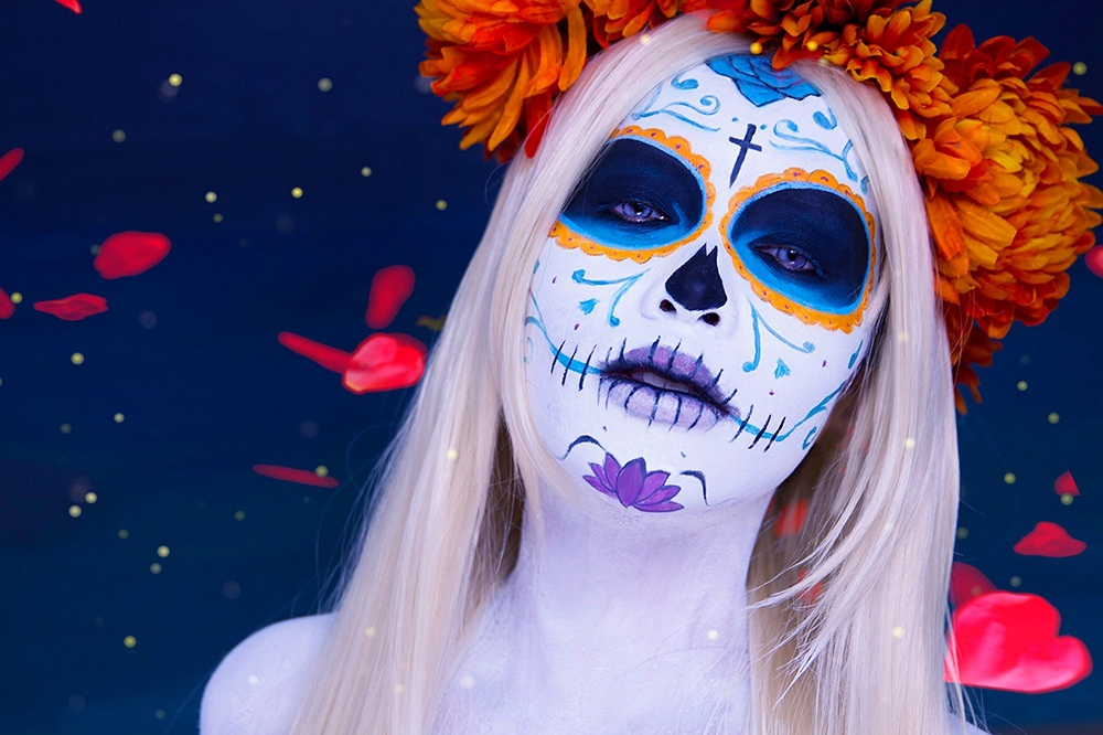 The Beautiful Death Makeup
