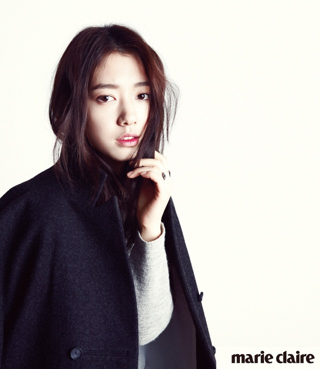Park Shin Hye / 박신혜 for Marie Claire magazine photo
