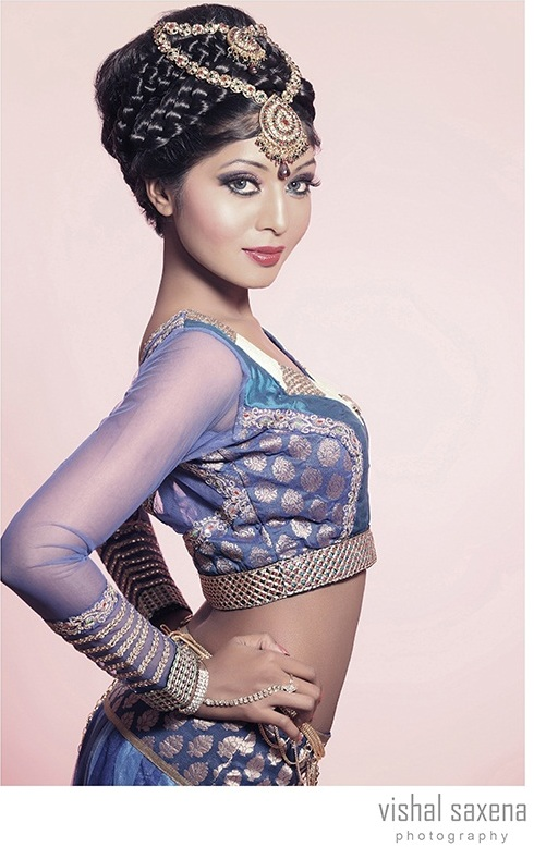 Shital K Upare Miss India Progress International 2014 photo
