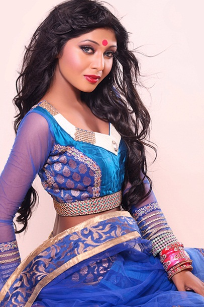 Shital K Upare Miss India Humanity International 2014 photo