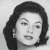 Gladys Zender (Peru) - Miss Universe 1957. 15 photos