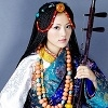 Top-8 Most Beautiful Tibetan Women. Photo Gallery