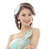 Yu Wenxia (China) - Miss World 2012 (16 photos)